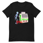 Abolish POLICE Skeleton - T-Shirt