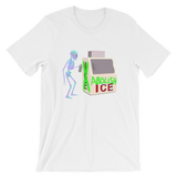 ABOLISH ICE Skeleton - T-Shirt