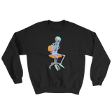 Thinking Skeleton - Sweatshirt
