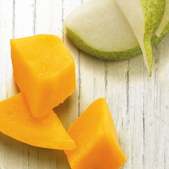 Mango and pears