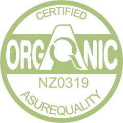Certified organic quality assurance
