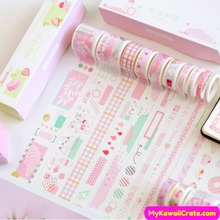 Pink Decorative Tape