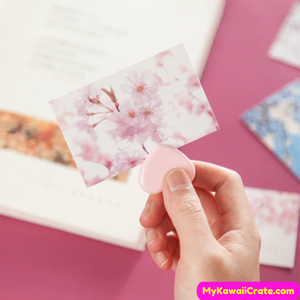 Sakura Mini Postcard