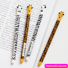 Cartoon Animal Pen
