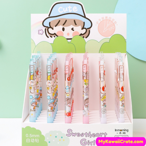 Cute Pencil Set