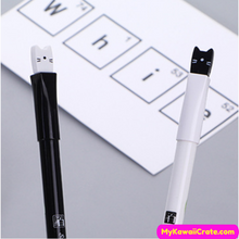 Black and White Cat Pens