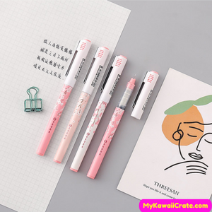 Sakura Cherry Blossoms Pens