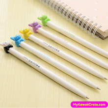 2 Pc Cute Kawaii Japanese Cat Mechanical Pencils