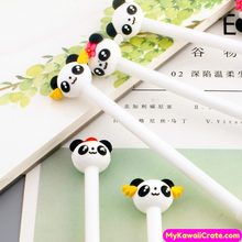 2 Pc Cute Panda Bear Gel Pens