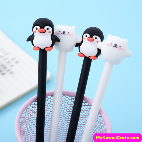 Penguin and Polar Bear Pens