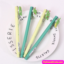 2 Pc Hungry Dinosaur Gel Pens