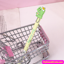 Cartoon Dino Pen