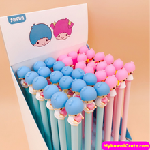 2 Pc Cute Little Baby Angels Gel Pens