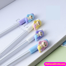 2 Pc Kawaii Mermaid Gel Pens