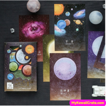 Galaxy Postcard Set