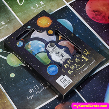 Planets Postcards