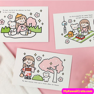 Cartoon Postcards