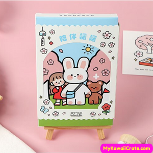 Cute Post Card Pack