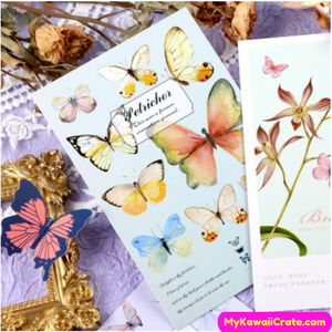 Butterfly Postcards