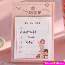 To Do List Memo Notes