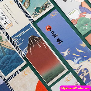 Japan Scenery Book Accessories