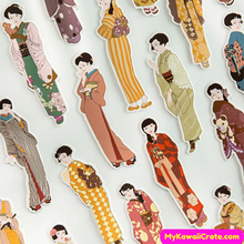 Kyoto Girls Bookmarks
