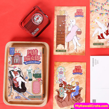 Cute Postcard Set