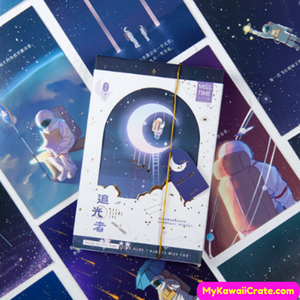 Astronaut Postcards