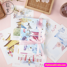 Japan Scenery Cards