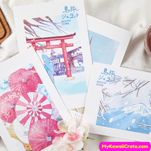 Japan Greeting Cards