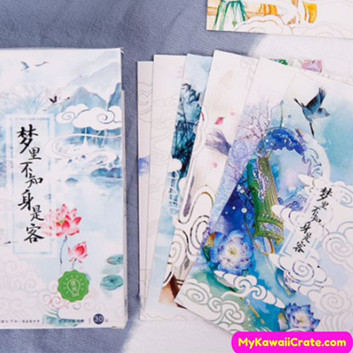 Scenery Postcards