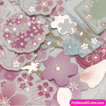 Cherry Blossoms Stickers