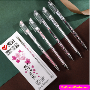 Cherry Blossoms Pens