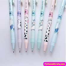 Cartoon Animals Pencils