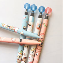 3 Pc Kawaii Cute Cartoon Animals Sushi Mechanical Pencils