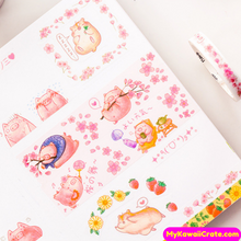 Animals Washi tapes