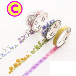 Cute Cats Washi Tape