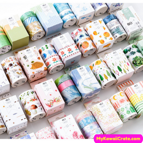 Cute Washi Tape Pack