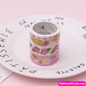Flower Masking Tapes