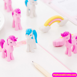fun rubber eraser