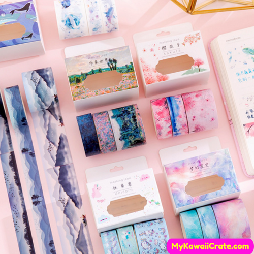 Beautiful Washi Tapes