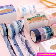 Mountains Washi Tape