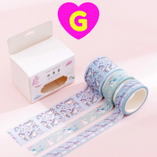 Kawaii Unicorn Washi Tape