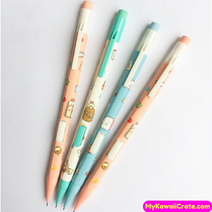 3 Pc Kawaii Sumikko Gurashi Mechanical Pencils