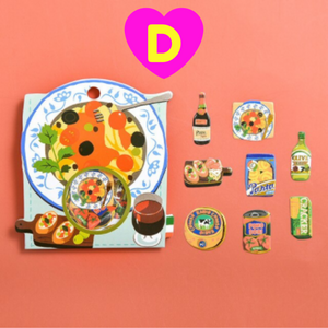 40 Pc Pack Delicious Japanese Style Food Stickers
