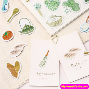 Zakka Stickers