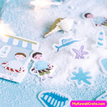 Ocean Fun Stickers