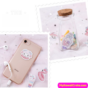 Cellphone Case Stickers