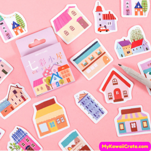 Cottage Stickers