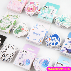Cute Scrapbooking Stickers